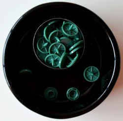 Pressions KAM - T8 vert sapin
