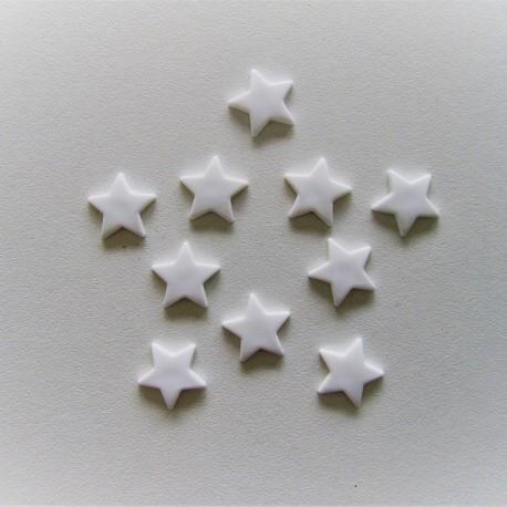 Pressions KAM - ETOILE blanc