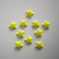 Pressions KAM - ETOILE jaune
