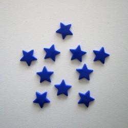Pressions KAM - ETOILE bleu royal