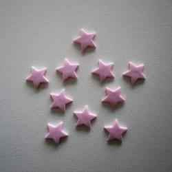 Pressions KAM - ETOILE rose pastel