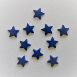 Pressions KAM - ETOILE bleu gris