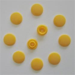 Pressions KAM - T5 jaune foncé