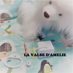 """Boîte à musique """"LA VALSE D'AMELIE"""" de Y. TIERSEN"""
