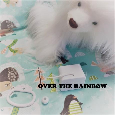 """Boîte à musique """"OVER THE RAINBOW"""""""
