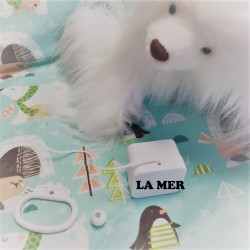"""Boîte à musique """"LA MER"""" de C. TRENET"""