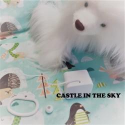 """Boîte à musique """"CASTLE IN THE SKY"""""""