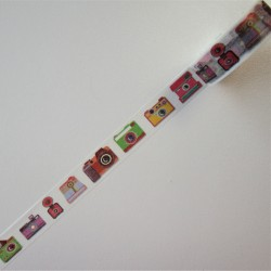 "Masking tape ""APPAREIL PHOTO"""