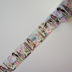 "Masking tape ""MODEL'S VINTAGE"""