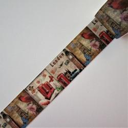 """Masking tape """" LONDON VINTAGE"""""""