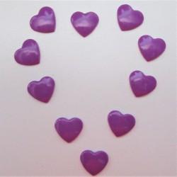 Pressions KAM - COEUR violet