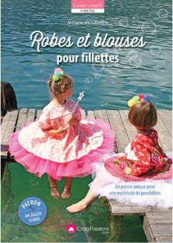 """""""ROBES ET BLOUSES POUR FILLETTES"""" de M. MOUBAREK"""