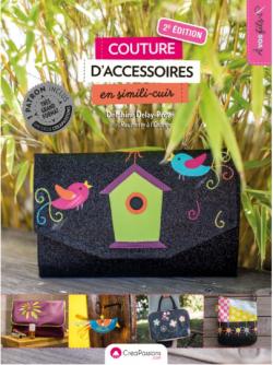 COUTURE D'ACCESSOIRES EN SIMILI CUIR de Roussette à l'Orange - 2ème édition