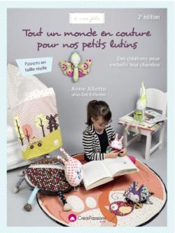 """""""TOUT UN MONDE EN COUTURE POUR NOS PETITS LUTINS"""" de Cré-enfantin"""