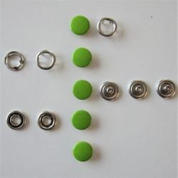 Pressions GRIFFES - vert pomme