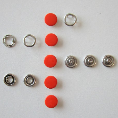 Pressions GRIFFES - orange