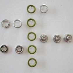 Pressions GRIFFES *EVIDES* - vert olive