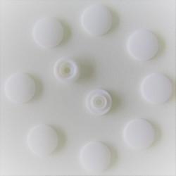 Pressions KAM - T5 blanc