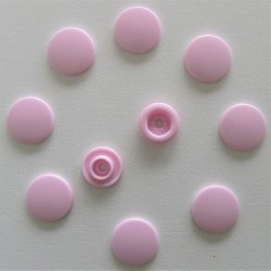 Pressions KAM - T5 rose pastel