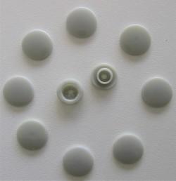 Pressions KAM - T5 gris clair