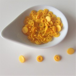 Pressions KAM - T3 jaune d'or