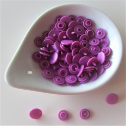 Pressions KAM - T3 violet lumineux