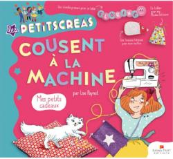 """""""LES PETITS CREAS  COUSENT A LA MACHINE"""" de L. Paynot"""