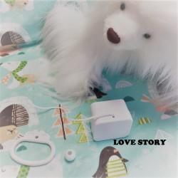 """Boîte à musique """"LOVE STORY"""""""