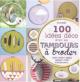 """""""100 idées déco avec les tambours à broder"""" de Kirsty Neale"""