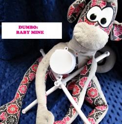 "Boîte à mobile ""DUMBO : BABY MINE"""