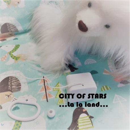 """Boîte à musique """"CITY OF STARS""""- la la land"""