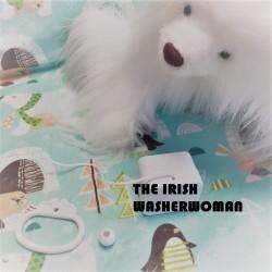 "Boîte à musique ""THE IRISH WASHERWOMAN"""