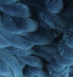 MINKEE GROSSES COTES - bleu canard