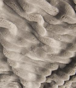MINKEE GROSSES COTES - gris souris