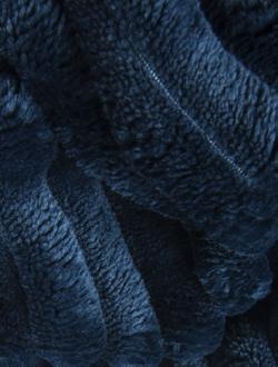 MINKEE GROSSES COTES - bleu nuit