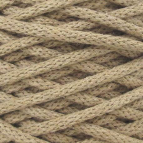 Corde en coton recyclé - CAMEL