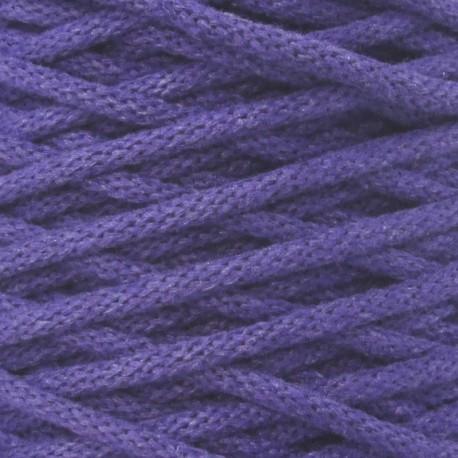 Corde en coton recyclé - VIOLET