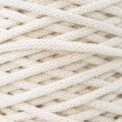 Corde en coton recyclé - CREME
