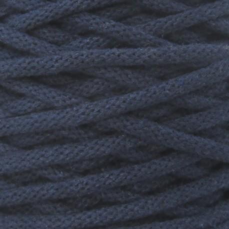 Corde en coton recyclé - BLEU NUIT