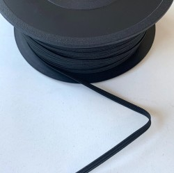 Elastique 5 mm NOIR