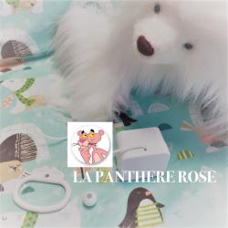 """Boîte à musique """"LA PANTHERE ROSE"""""""