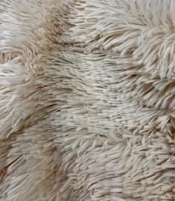 Tissus PELUCHE à poils longs