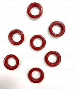OEILLETS piment rouge MAT