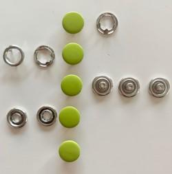 Pressions GRIFFES - vert olive