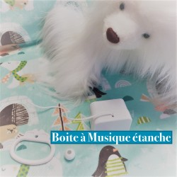 """Boîte à musique """"LE CERCLE DE LA VIE"""" - Le roi lion"""