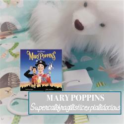 """Boîte à musique """"supercalifragilisticexpialidocious"""" - MARRY POPPINS"""